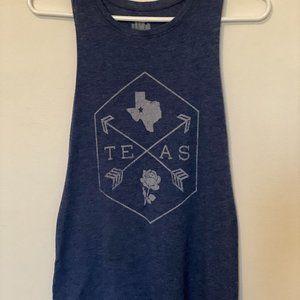 Texas Sleeveless T